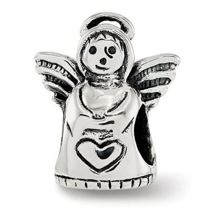 Picture of Sterling Silver Angel Bead
