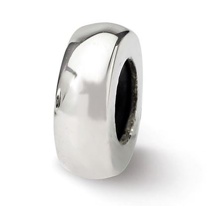 Picture of Sterling Silver Stopper Spacer Bead