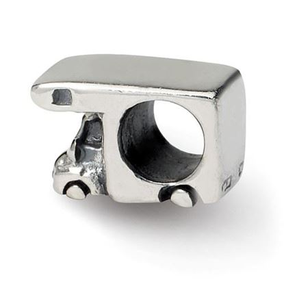 Picture of Sterling Silver RV Camper Bead