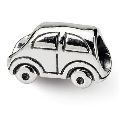 Picture of Sterling Silver Car Bead