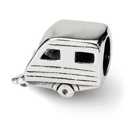 Picture of Sterling Silver Trailer Bead