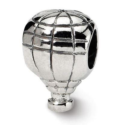 Picture of Sterling Silver Hot Air Balloon Bead