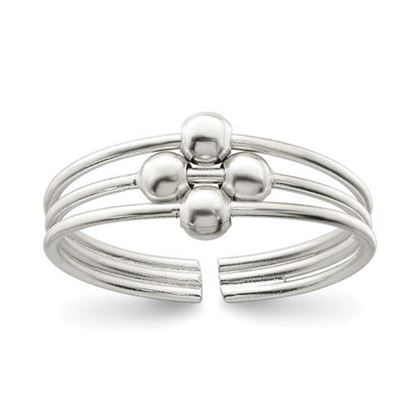 Picture of Sterling Silver Toe Ring
