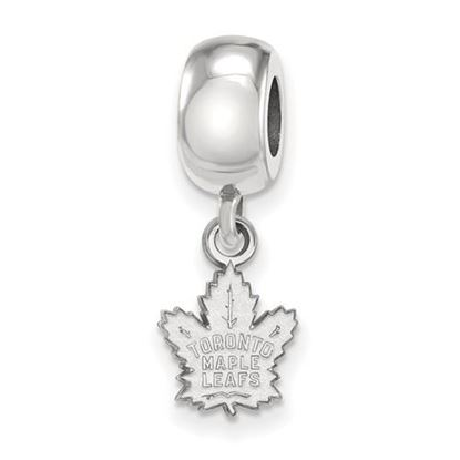 Picture of Toronto Maple Leafs® Sterling Silver Extra Small Dangle Bead Charm