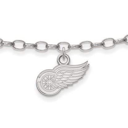Picture of Detroit Red Wings® Sterling Silver Anklet