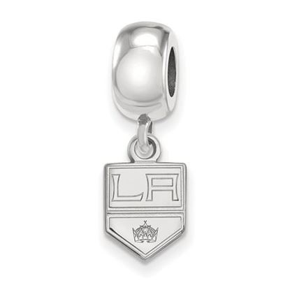 Picture of Los Angeles Kings® Sterling Silver Extra Small Dangle Bead Charm