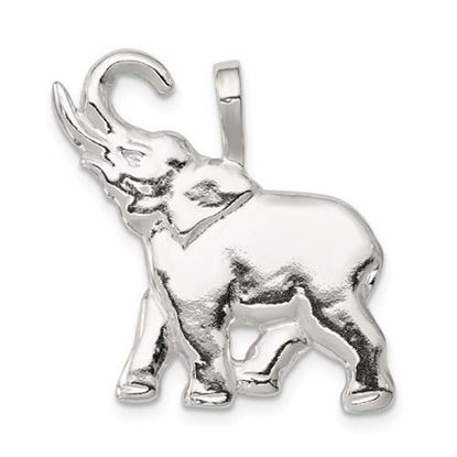 Picture of Sterling Silver Elephant Charm