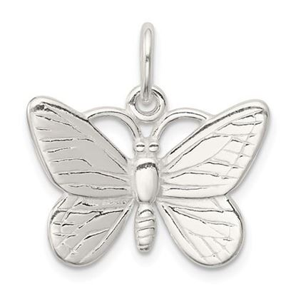Picture of Sterling Silver Butterfly Charm