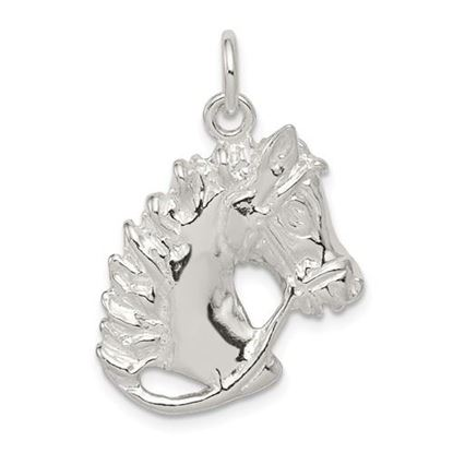 Picture of Sterling Silver Horse Charm