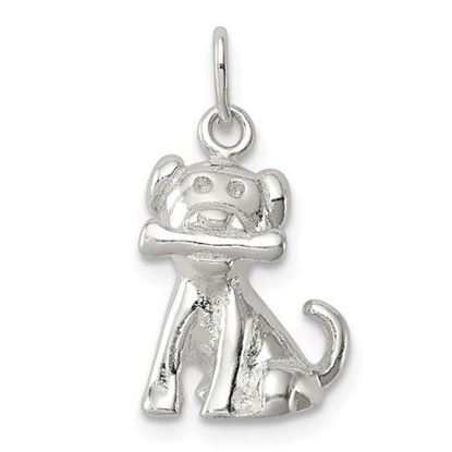 Picture of Sterling Silver Doggie Bone Charm