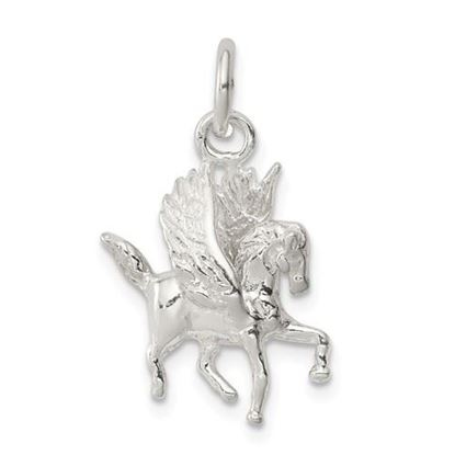 Picture of Sterling Silver Pegasus Charm
