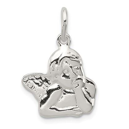 Picture of Sterling Silver Angel Charm