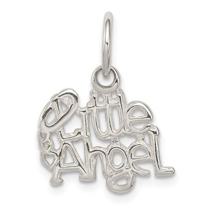 Picture of Sterling Silver Little Angel Charm