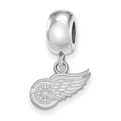 Picture of Detroit Red Wings® Sterling Silver Extra Small Dangle Bead Charm